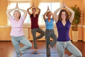 RELAX YOGA @ Lower Level Education Center | Glendale | Wisconsin | United States